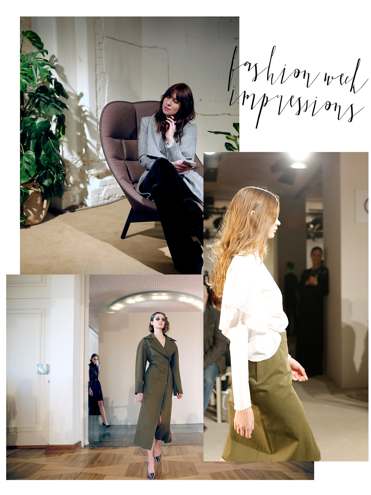 fashion week mint&berry fashionblogger mbwf berliner modewoche mbfw runway modenschau impressionen outfit ootd wiw styling lookbook grey coat winter a/w 2017 cats & dogs fashionblog ricarda schernus fashionblogger modeblogger düsseldorf berlin 3