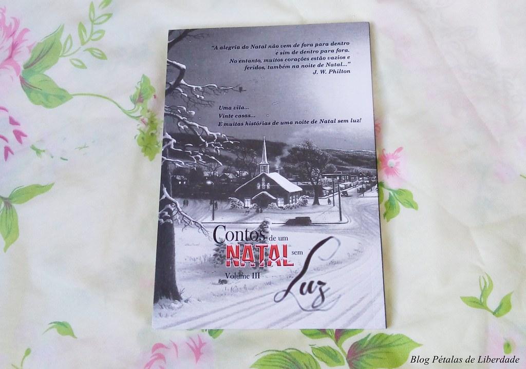Resenha, antologia, editora-illuminare, livro, Contos-de-um-Natal-sem-luz, Maria José Leite, escritora