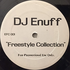 DJ ENUFF:FREESTYLE COLLECTION(LABEL SIDE-B)