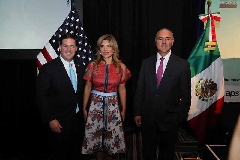 Reunión de las Comisiones Sonora-Arizona y Arizona-México