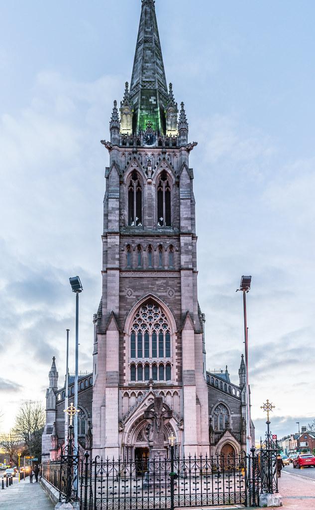SAINT PETERS CHURCH [ PHIBSBORO DUBLIN 7]-124713