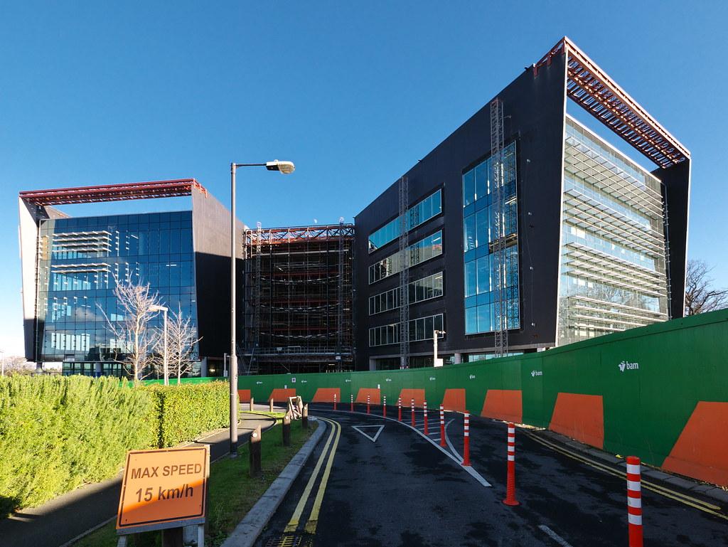 new microsoft building