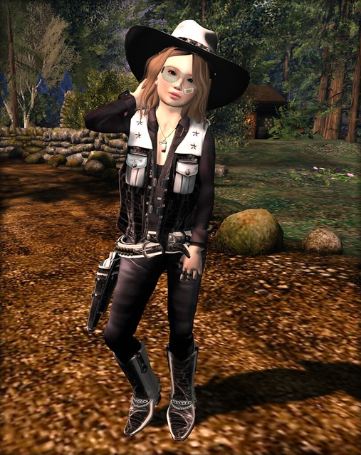 CowGirl of SL