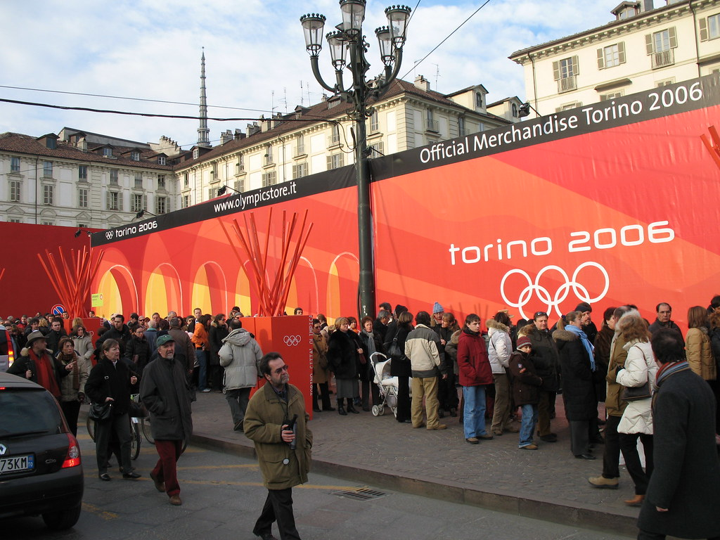 2006 Torino 12 february
