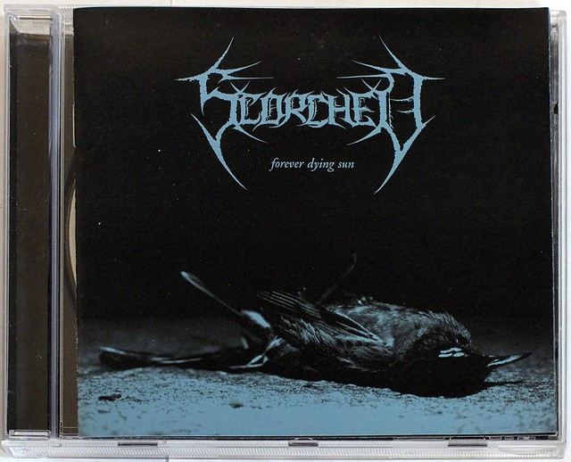 SCORCHED - FOREVER DYING SUN (CD)