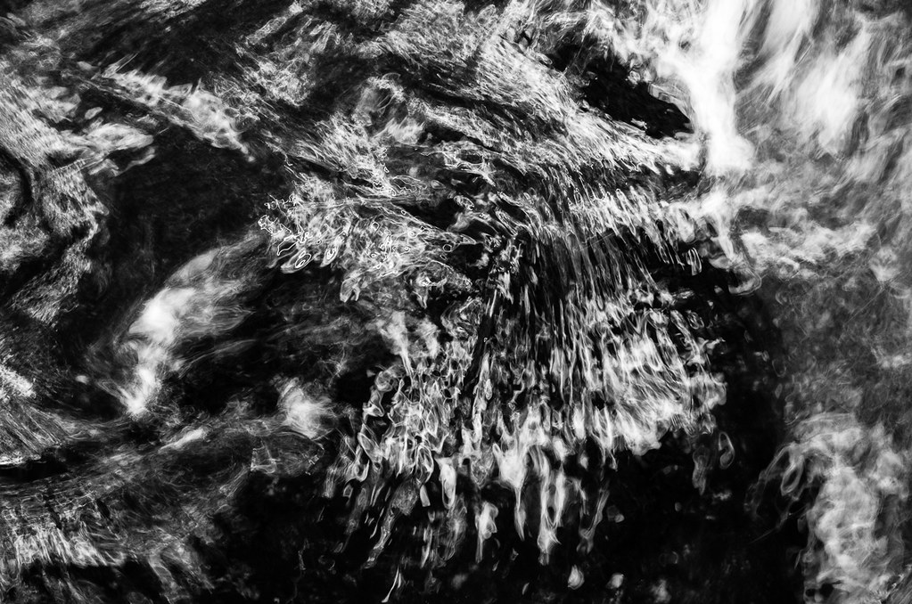 Abstract water patterns