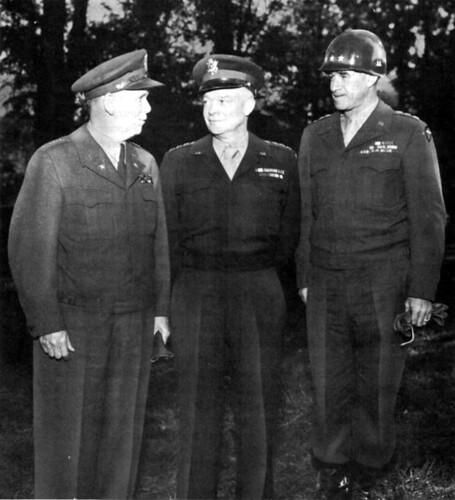 Allied Conference Verdun 19 dec 1944
