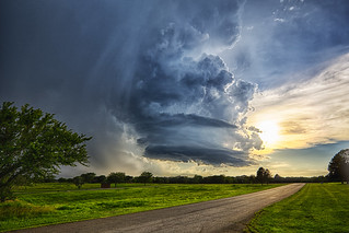 Storm over land | by Kansas Poetry (Patrick)