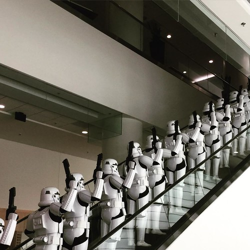 San Diego Comic-Con 2015 Cosplay - Stormtroopers