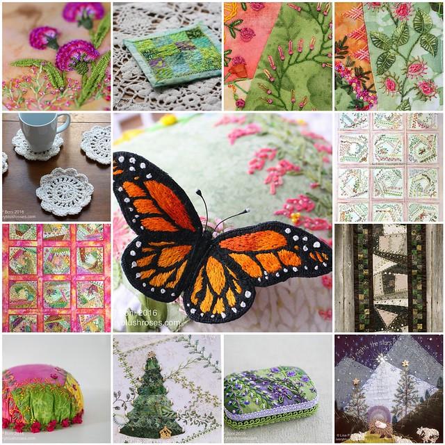 2016 Stitching Mosaic