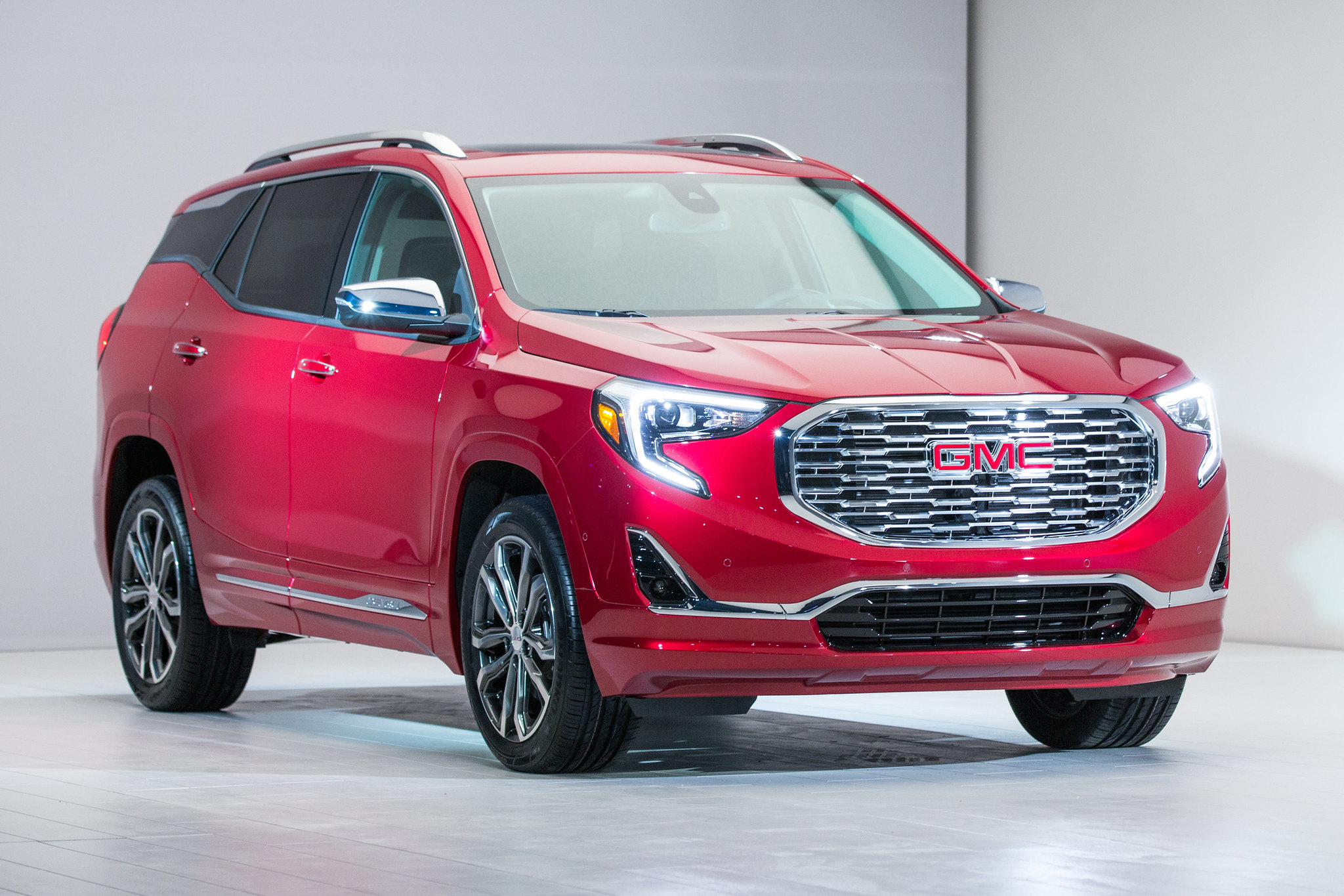 2018 GMC Terrain priced from $25,970