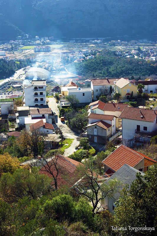 Дома Сушчепана и Игало