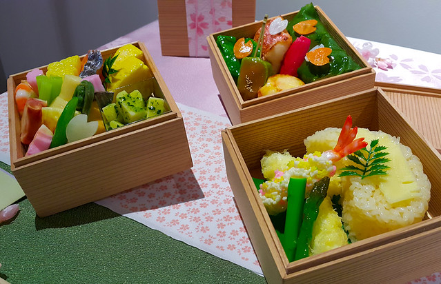 Flavour of Hanami - Hanami Bento Boxes-IZUU Japanese Restaurant