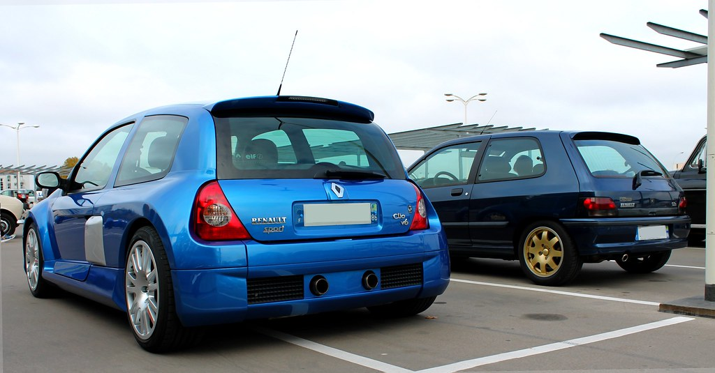 Renault Clio V6 Renault Clio Williams