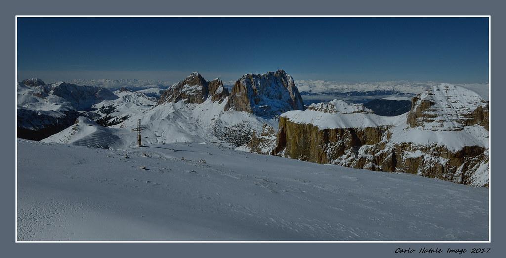 Panorama dalla Terrazza delle Dolomiti | Panorama from Sass … | Flickr