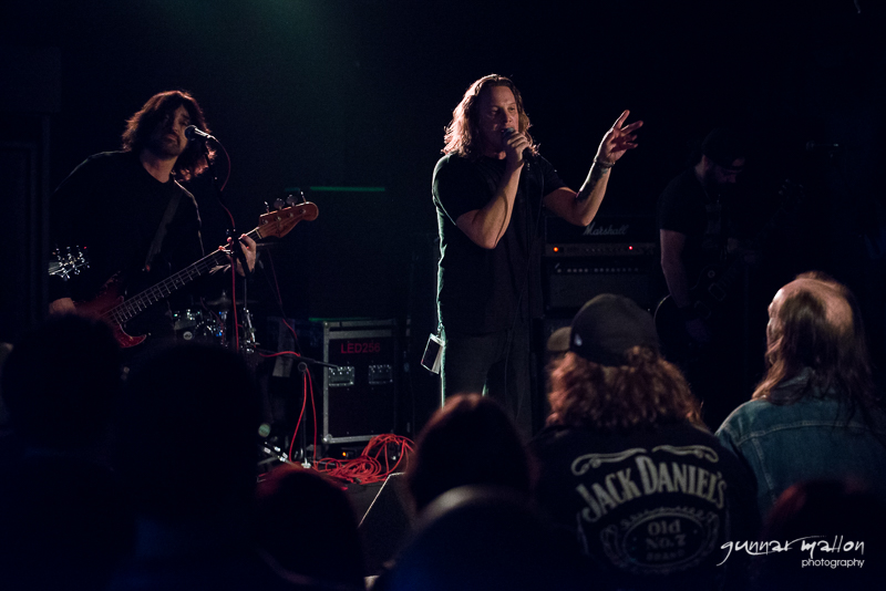 Candlebox at Plug, Sheffiled on January 20, 2017