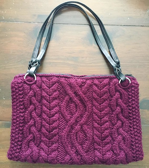 Knit 👛 ✅ #knitting #Ravelry