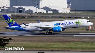 Air Caraibes A350-941 msn 082
