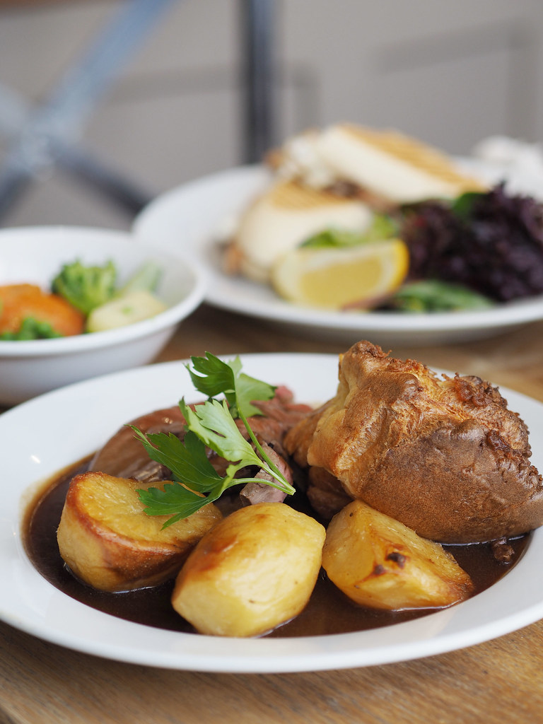 Greens-roast