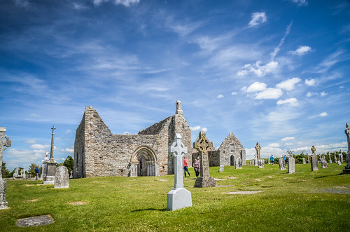 Clonmacnoise Abby and Ruins-052