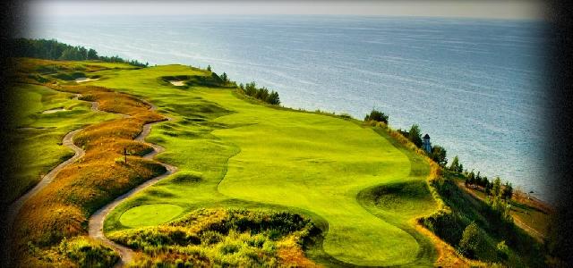 Boyne Harbor golf