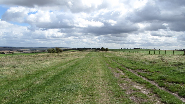 Ridgeway to the A34