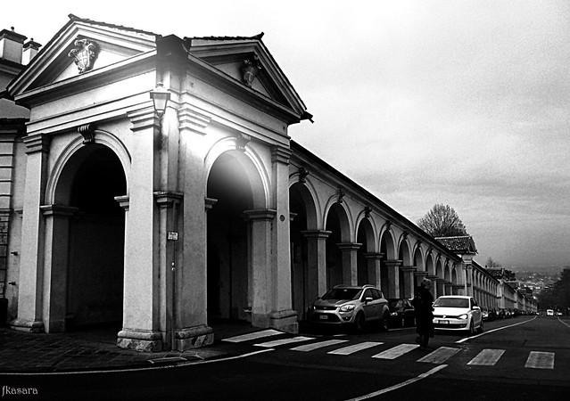 Monte Berico's Portico