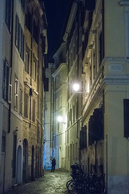 Rome Street Winter 2016