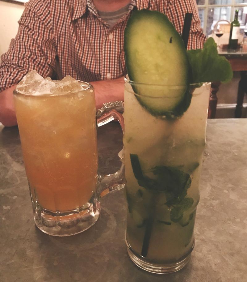 cocktails in york lifestyle travel blog vivatramp