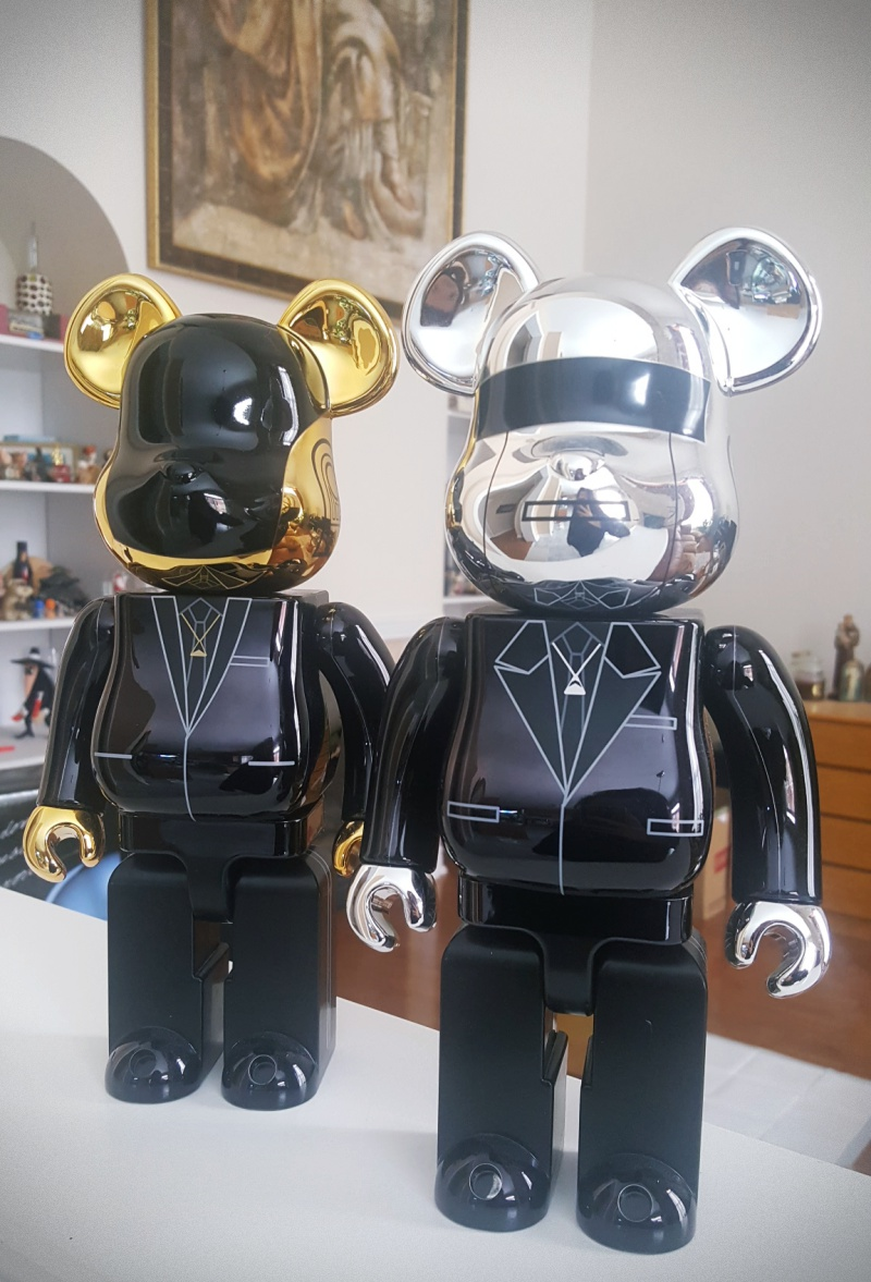 Daft Punk Bearbricks