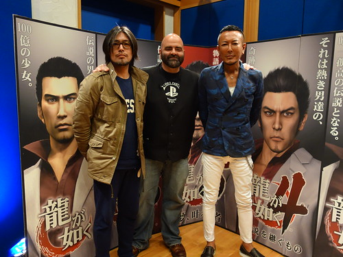 Gio Corsio sits down with two of the developers from the legendary Yakuza series, General Director Toshihiro Nagoshi and Producer Masayoshi Yokoyama, to discuss the game's theme, scope, and to answer some  of the questions from the fans.