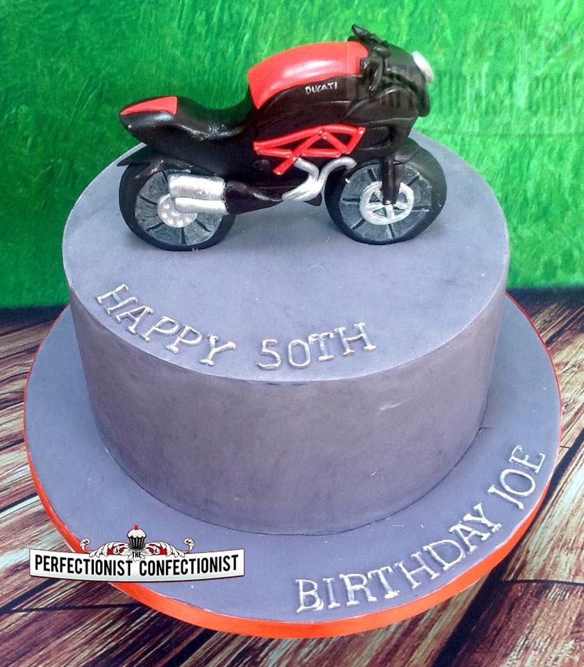 ducati motorbike birthday cake motorbike cake birthday c Flickr