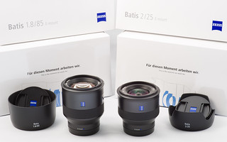 ZEISS Batis 1.8/85 and Bats 2/25 - DSC03601_1920 | by H.Hackbarth