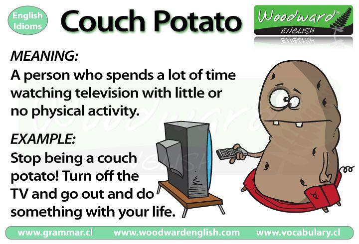 Couch Potato Attanatta Flickr