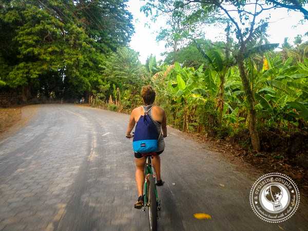 Isla de Ometepe Bike Ride