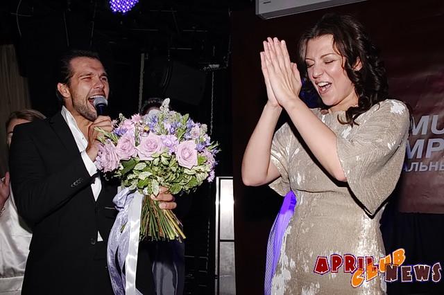 Александр Балыков и Кристина Капитанаки