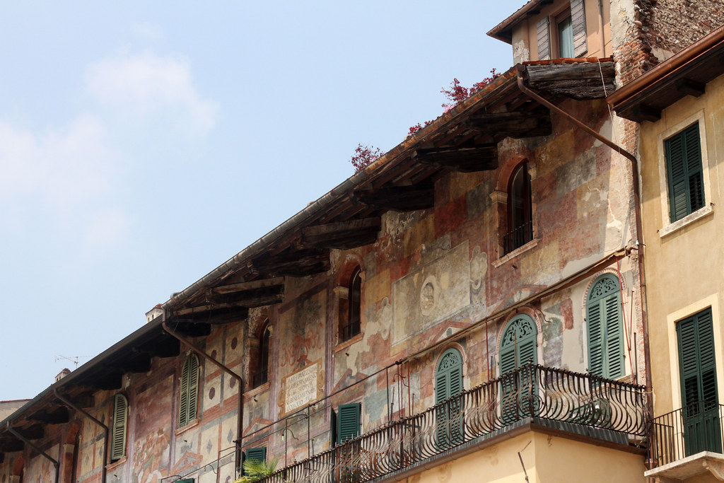 Verona buildings