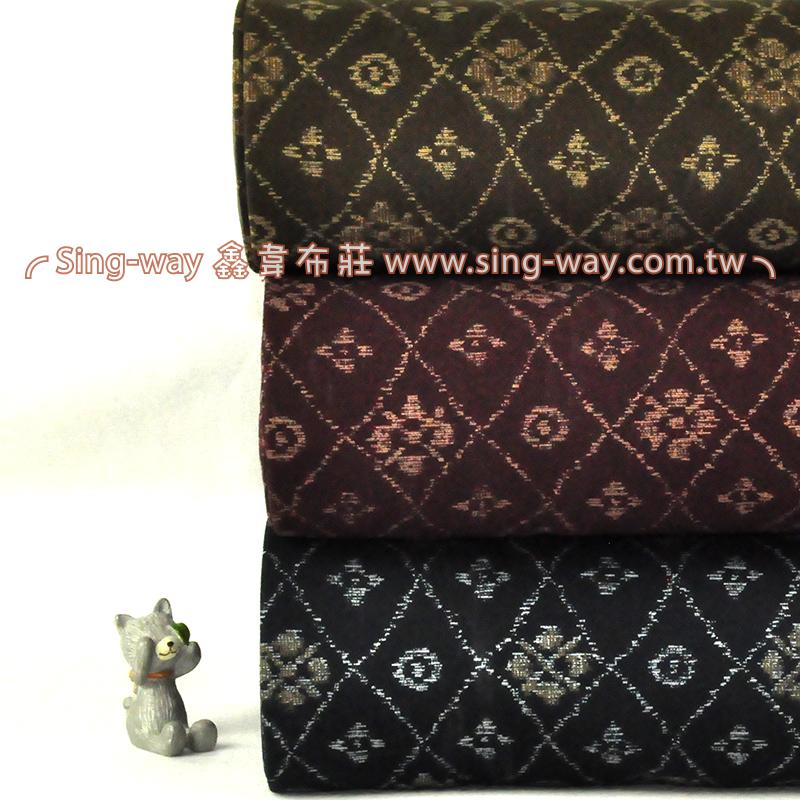 跳格子趣 日式和風 手工藝DIy拼布布料 CF550546