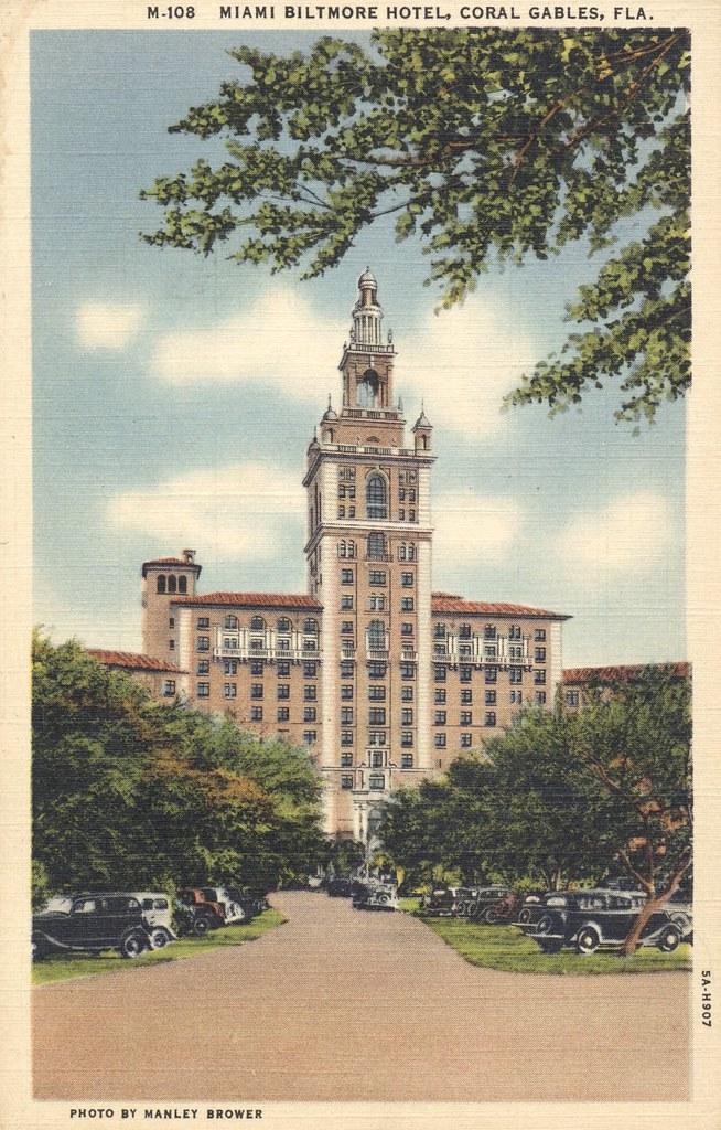 Miami Biltmore Hotel - Coral Gables, Florida