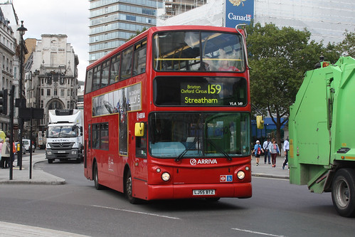 Arriva London South VLA149 LJ55BTZ
