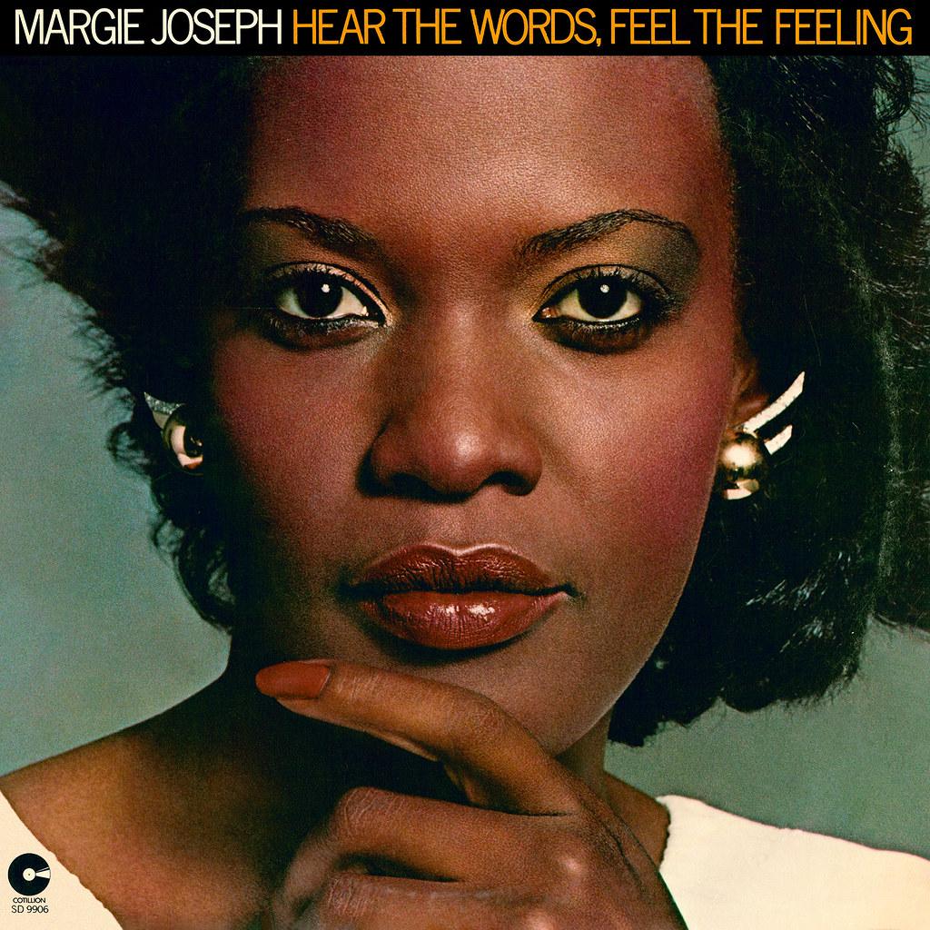 Margie Joseph - Hear the Words, Feel the Feeling