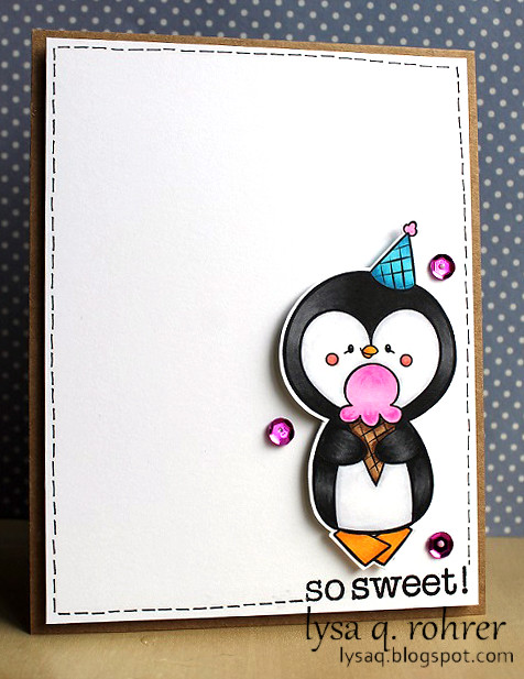 Sweet Penguin