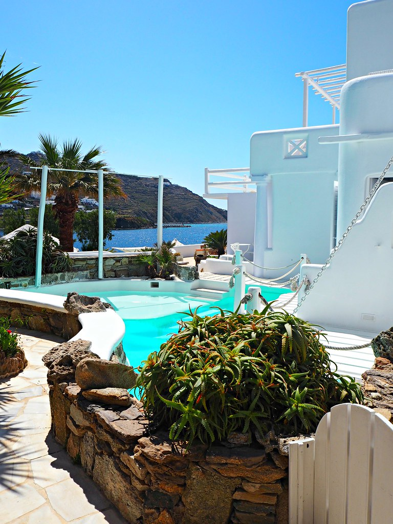 Kivotos boutique hotel mykonos greece review 19