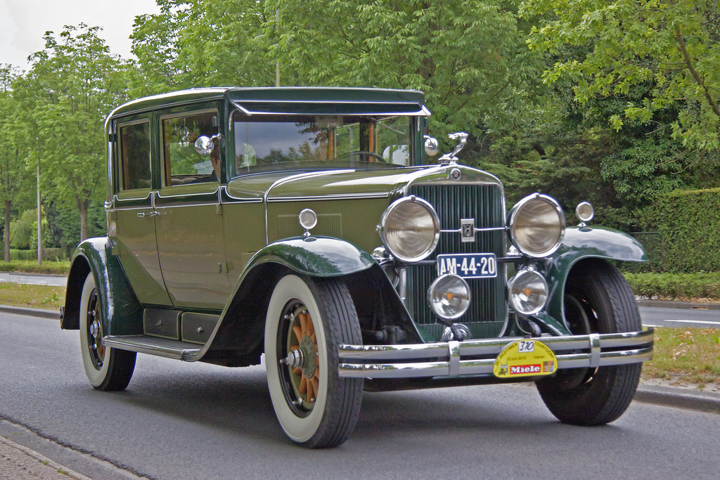 Cadillac 341-A Series Town Sedan 4-door 1928 (6479) | Flickr
