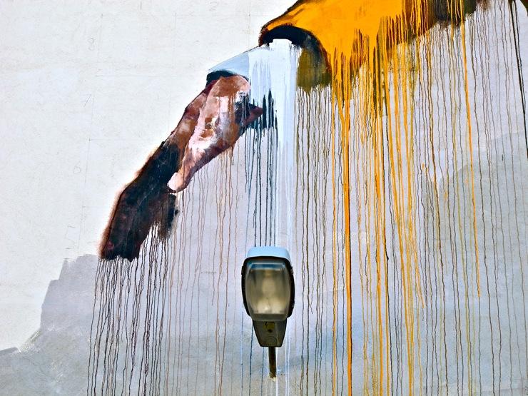 Conor Harrington mural, Copenhagen