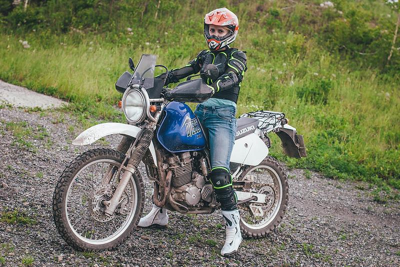 Moto #1