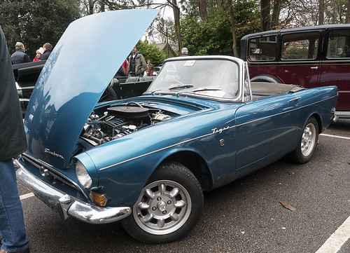 SUNBEAM TIGER 4 L