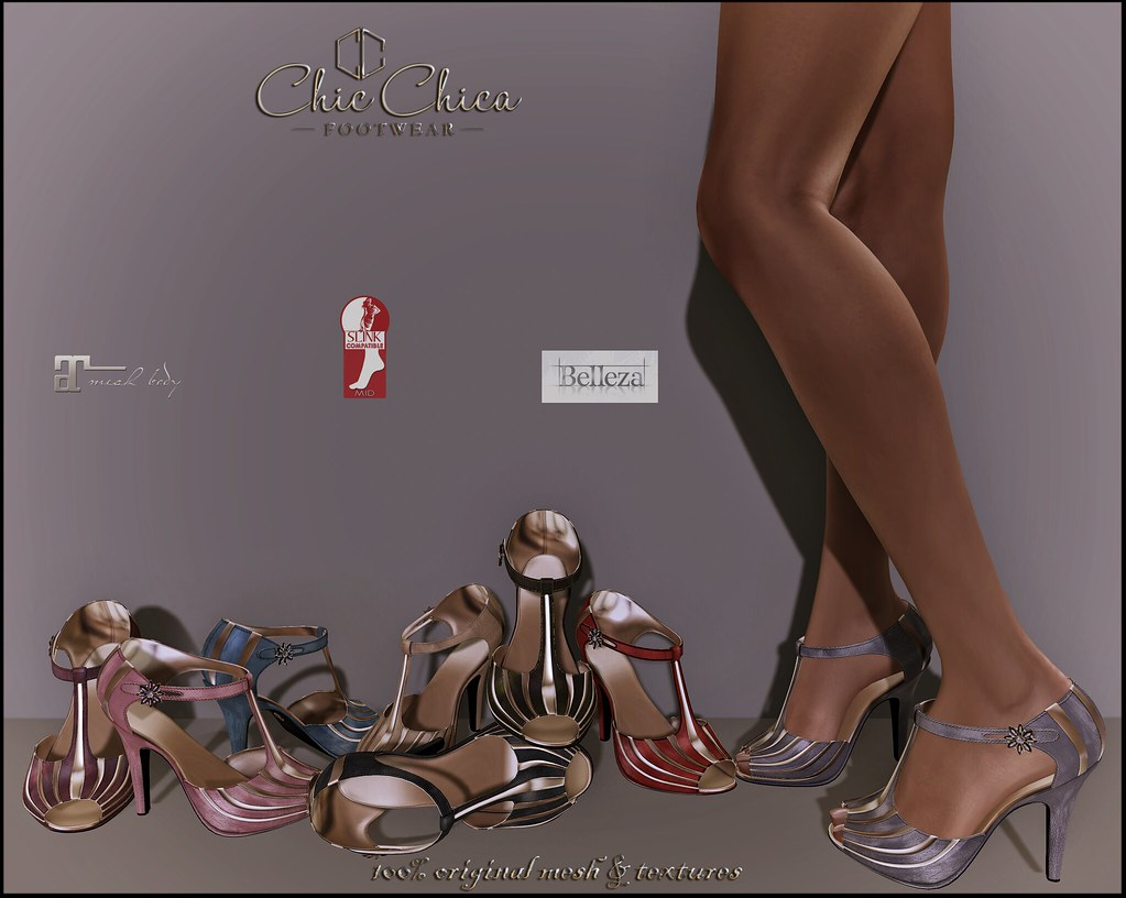 Senira Flappers by ChicChica OUT @ Shiny Shabby