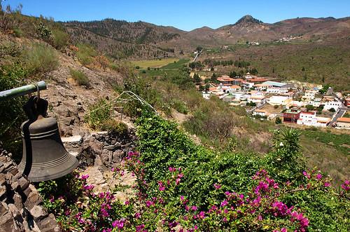 Camino de la Virgen de Lourdes, Santiago del Teide