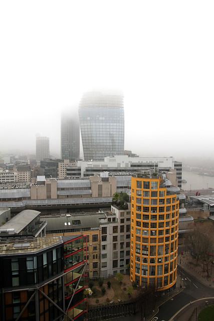 Tate London Misty View